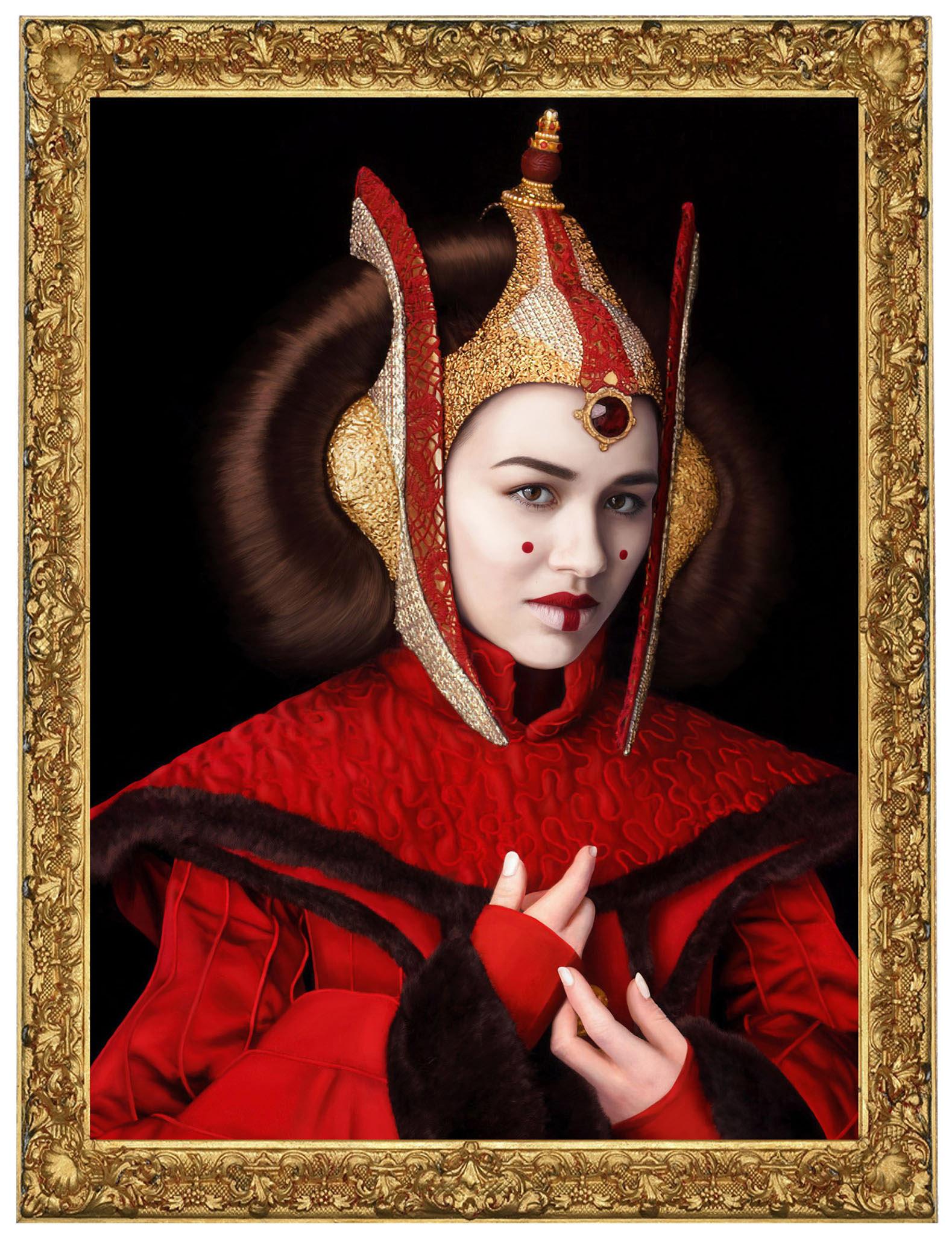 painting-queenamidala